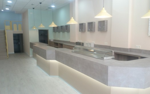 Bar en alquiler en pleno cogollo de Gamonal, en Burgos