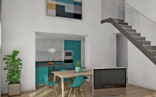 Dúplex en venta ubicado en urbanización Privada, Residencial la Isla