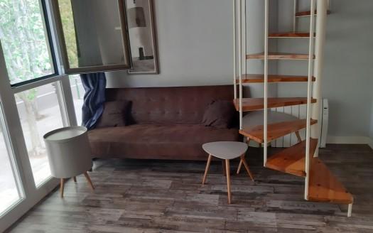 Apartamento de dos plantas en alquiler, zona Cellophane, Burgos