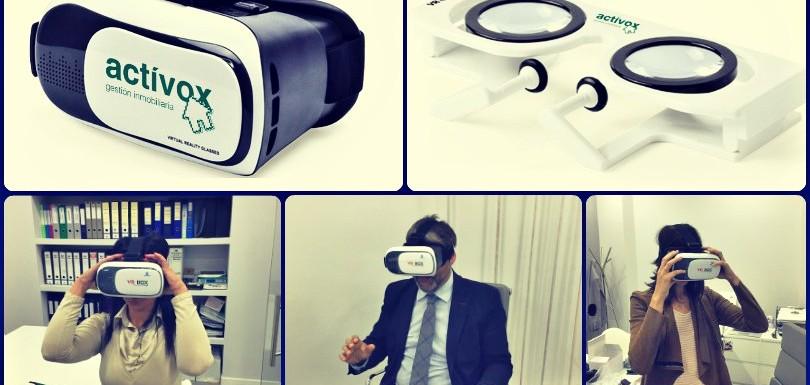 Realidad Virtual para la venta de inmuebles