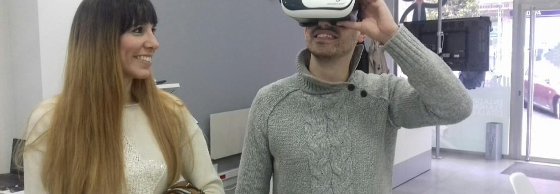 realidad virtual para la venta de pisos