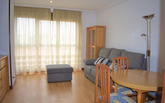 Coqueto Apartamento ubicado en pleno Centro Sur de Burgos