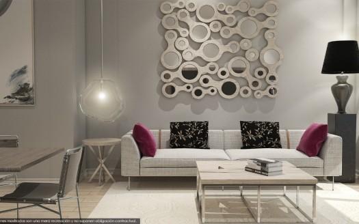 Obra Nueva, Piso con dos terrazas en venta zona S4