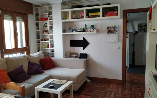 Coqueto Apartamento en Venta en pleno Centro Histórico, Burgos