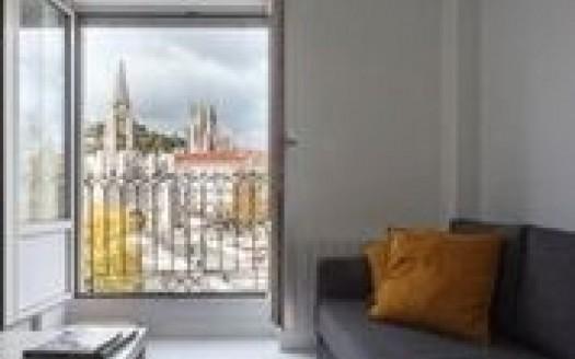 Apartamento en pleno Centro de Burgos con maravillosas vistas
