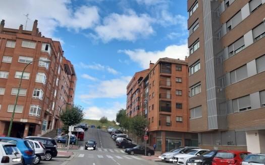 Apartamento en alquiler en pleno Centro Sur de Burgos