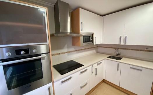 Apartamento en alquiler totalmente reformado en pleno Centro de Burgos