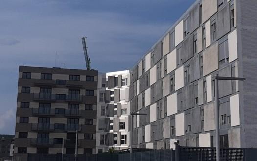Piso con dos terrazas en venta zona S4, Burgos