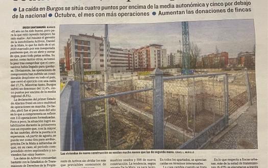 Opinión Actívox en El Correo de Burgos