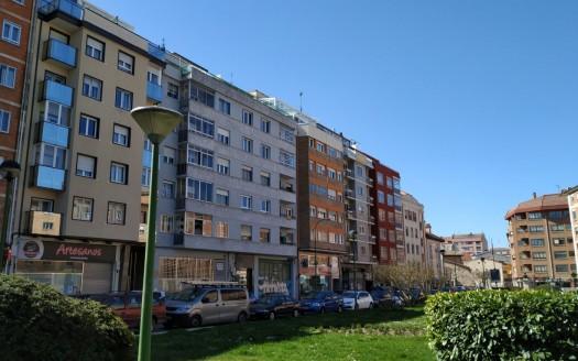 Piso en alquiler en pleno Centro Sur de Burgos